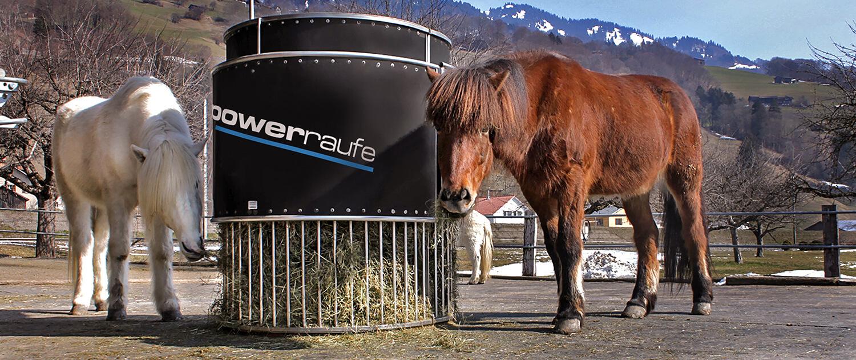 Futterautomaten für Pferde von B&B equipment